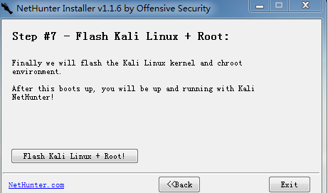 how to install kali nethunter in android