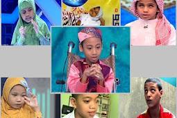 Subhanallah, inilah 7 Hafiz CIlik Penghafal Al Quran dengan Keterbatasan Fisik