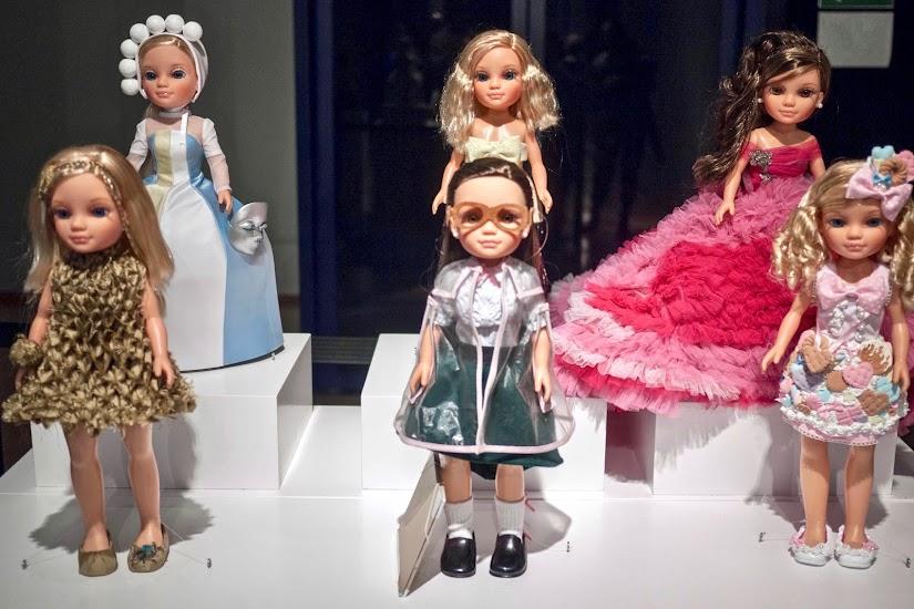 Exposición de Nancy Museo del Traje