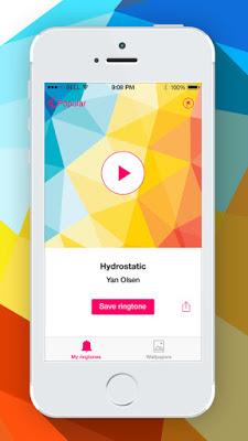 تنزيل تطبيق Audiko ringtones لصنع وإنشاء نغمات خاصة بهاتفك
