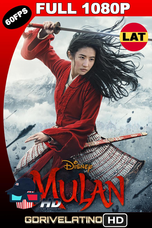 Mulán (2020) DSYN+ WEB-DL FULL 1080p (60 FPS) Latino-Ingles MKV