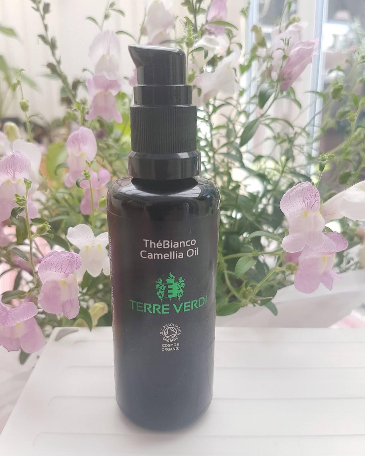 Terre Verdi The Bianco Camellia Oil Review