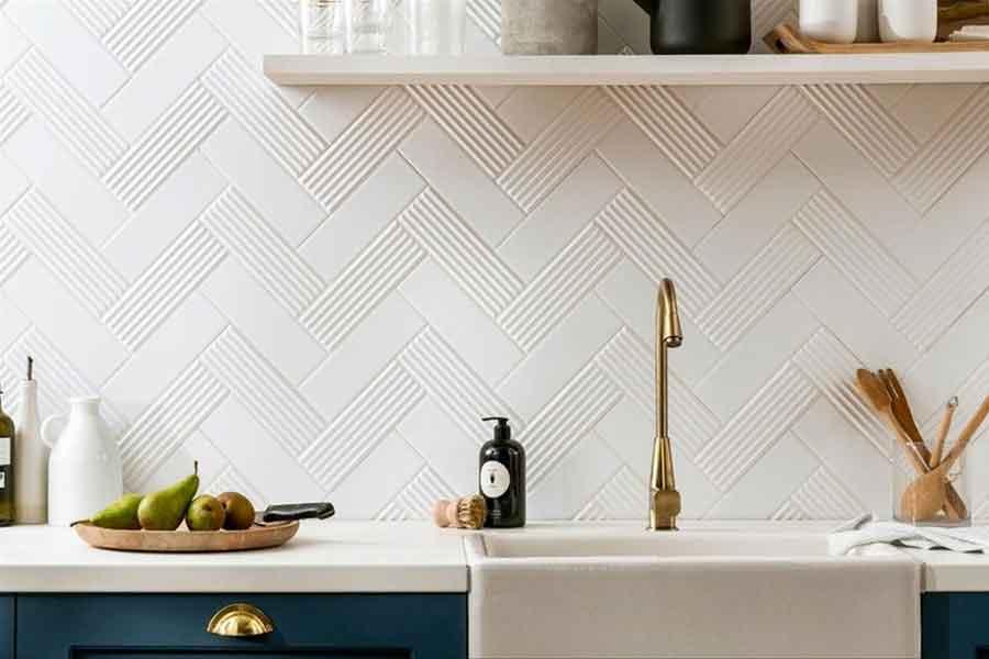 cara memilih keramik dinding dapur yang baik