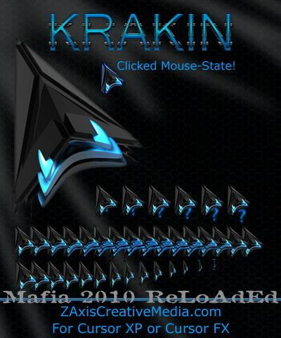 Krakin cursor