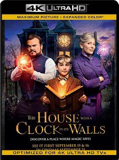 La Casa con un Reloj en sus Paredes (2018) 4K 2160p UHD [HDR] Latino [GoogleDrive]