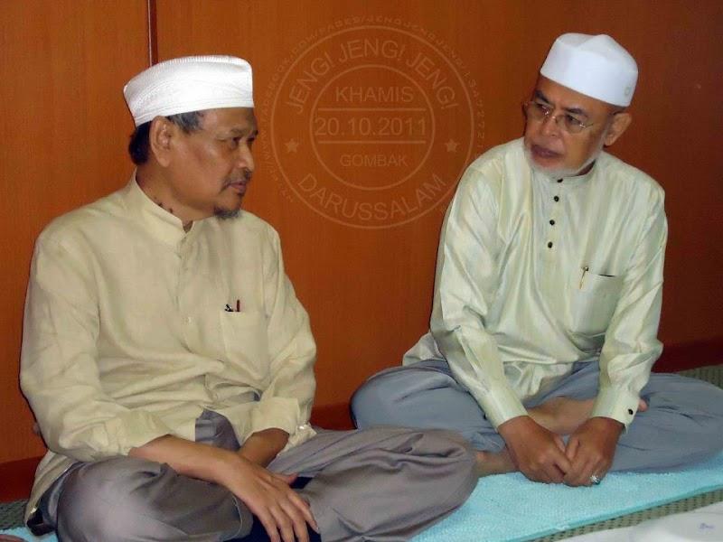 Petua Dato Dr Haron Din Untuk Menyembuhkan Penyakit