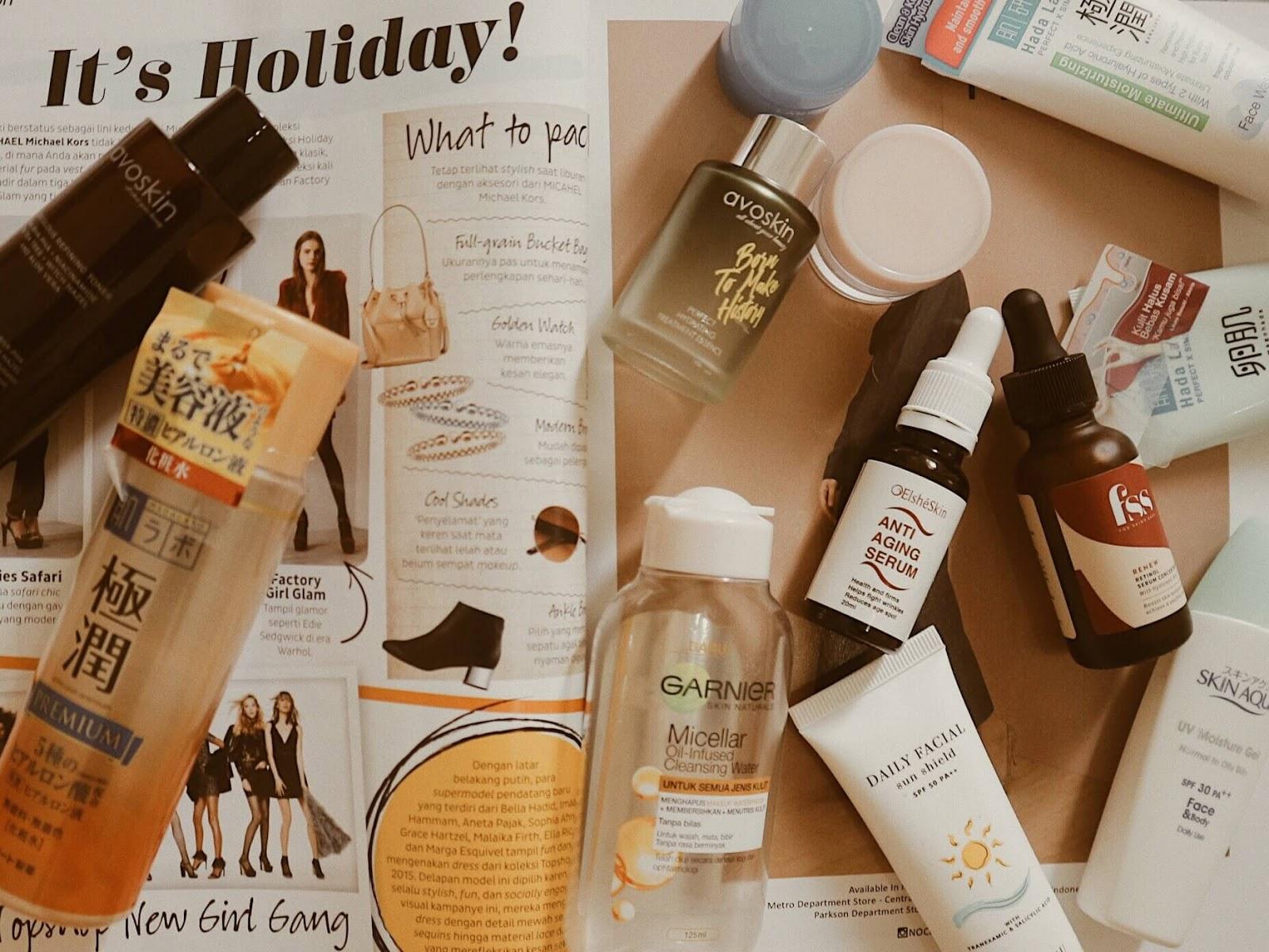 Rekomendasi Skincare Menyusui