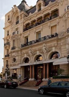 Hotel de París de Montecarlo
