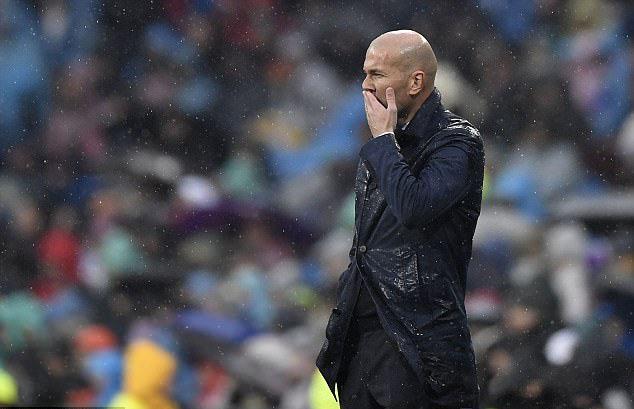 Tak pantas kalah, Zidane bela skuatnya