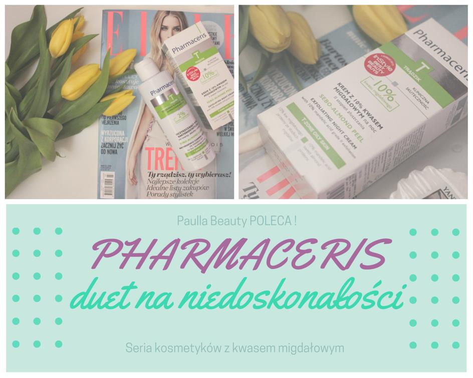 Pharmaceris - Migdałowy duet do zadań specjalnych