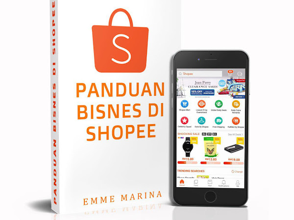 Ebook Panduan Bisnes di Shopee Version 3 in The Making