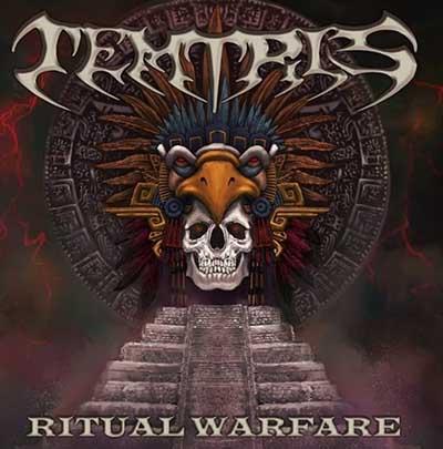 """Ο δίσκος των Temtris """"Ritual Warfare"""""""