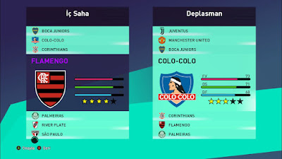 eFootball PES 2020 New Graphic Menu by Furkan6141