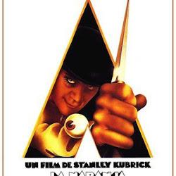 Poster A Clockwork Orange 1971