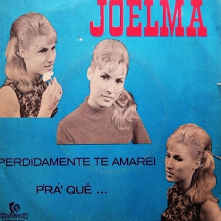 Joelma - Perdidamente Te Amarei - Compacto (1966)