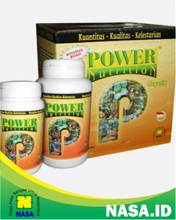 Power Nutrition 350gr