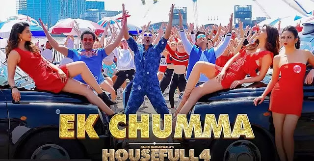 Ek Chumma Lyrics – Housefull 4 -SignatureLyrics