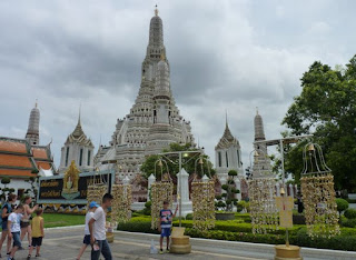 Wat Arun, Bangkok.