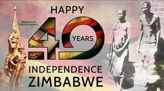 Zimbabwe Independence should be celebrated 2020 Zimbabwe at 40