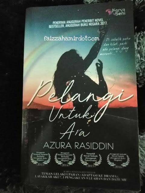 Novel Review ~ Pelangi Untuk Ara
