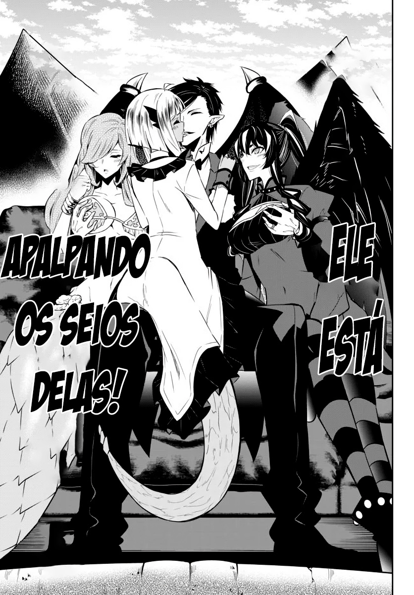 Isekai Maou to Shoukan Shoujo no Dorei Majutsu / How NOT To Summon a Demon Lord Mangá Online Capítulo 60-5 em Português PT-BR