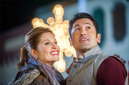 Stars in the hallmark channel christmas movie christmas under wraps