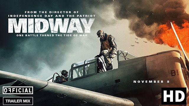 Midway Hollywood Movies Download For HD 1080p  720p (2019)