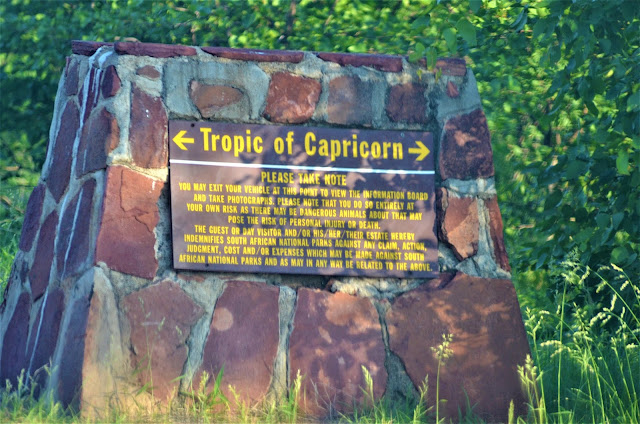 Tropic of Capricorn @SANParksKNP @SANParks #SA #PhotoYatra #TheLifesWayCaptures