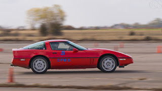 #8 CAMS 1985 Chevrolet Corvette