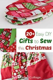 Creative Diy Christmas Gifts.20 Easy Diy Christmas Gifts To Sew This Christmas