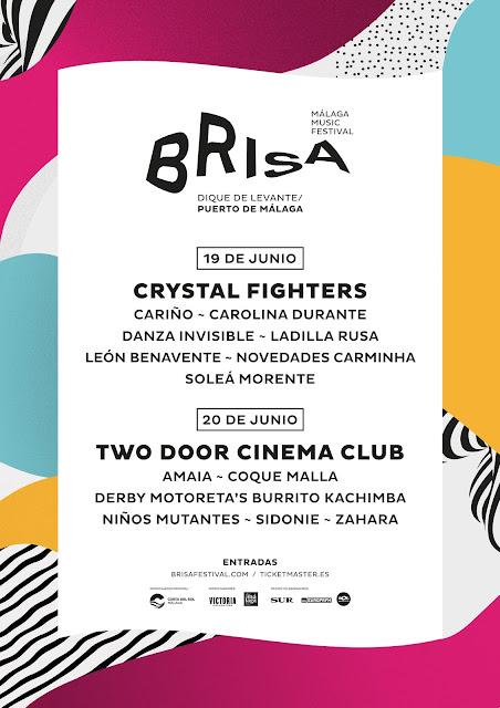 Agenda de giras, conciertos y festivales - Página 2 Brisafest