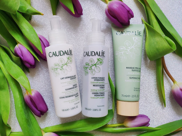 Caudalie - Przyjemna seria francuskich kosmetyków do demakijażu skóry twarzy i oczu