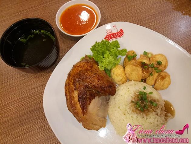 Ayam Panggang Sedap Di Restoran RasaMas