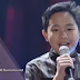 """Aiken Ramos sings his rendition of """"Jeepney Love Story"""" on the Voice Kids Philippines Season 3 - Video"""