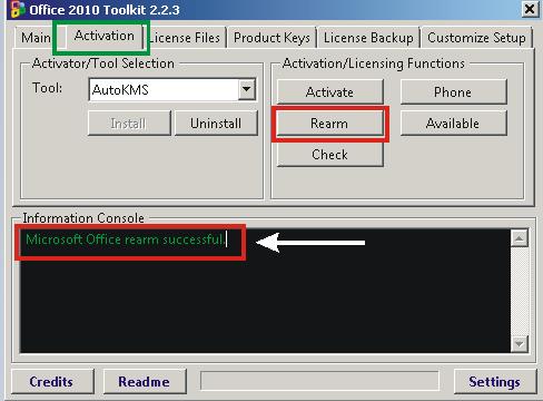 Cara Membuat Microsoft Office 2010 Profesional Plus Menjadi Full Versi