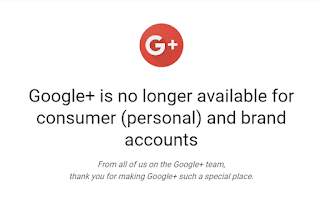 Google Plus Finally Shuts Down