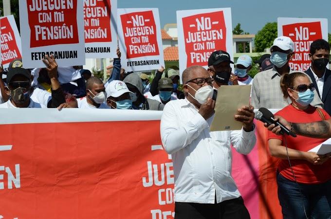 Trabajadores den defender fondos pensiones y evitar una inflación generalizada