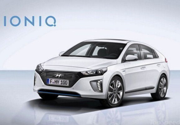 Hyundai Ioniq Hybrid MPG Price