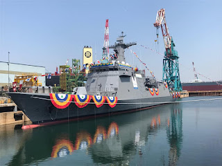 Frigate BRP Jose Rizal FF-150