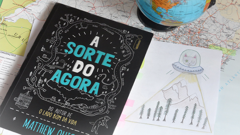 A Sorte do Agora - Matthew Quick
