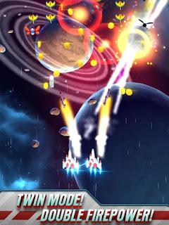 Galaga Wars v1.2.0 Apk (Mod Coins)