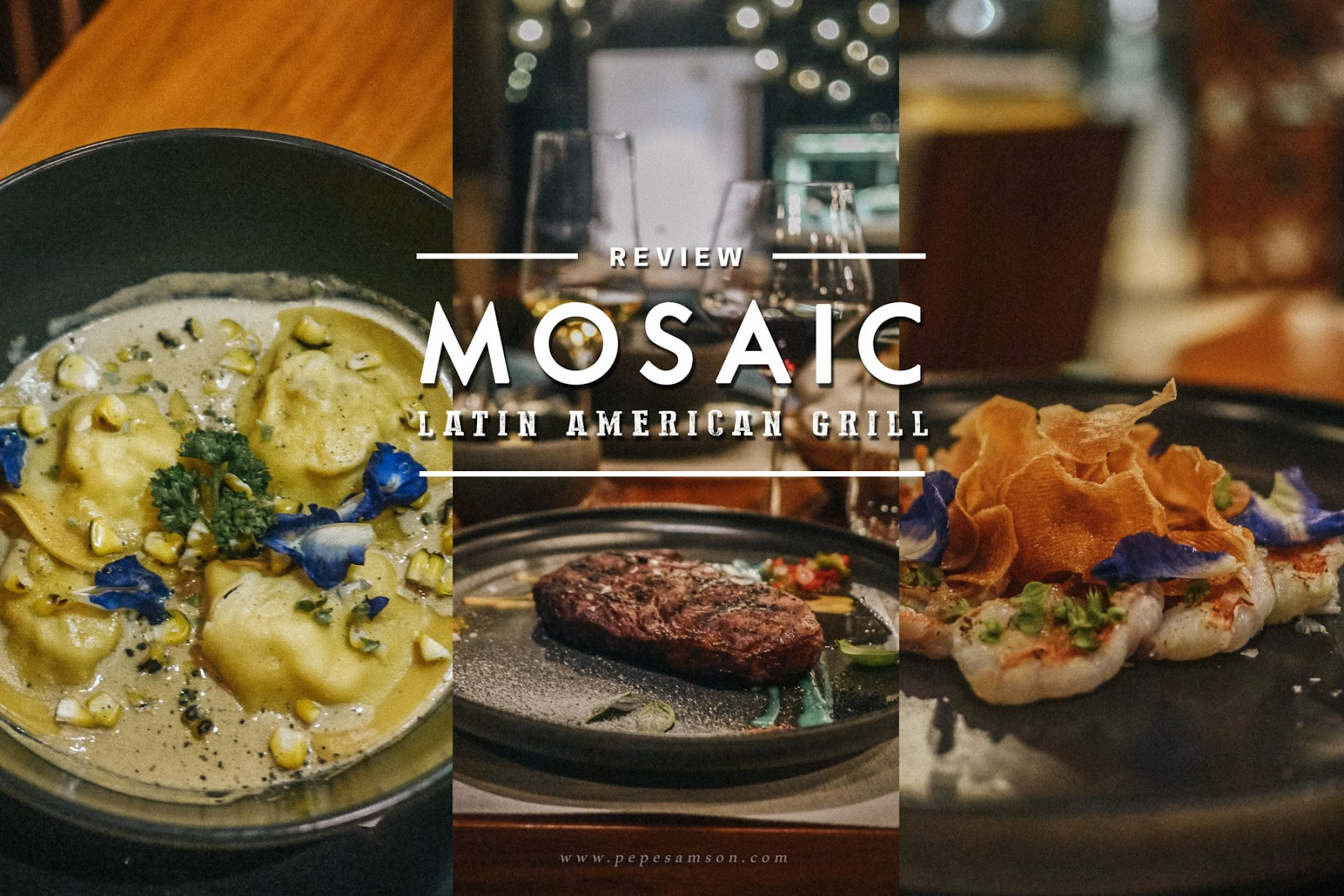 Mosaic Latin American Grill in Boracay Elevates the Island's Dining Scene