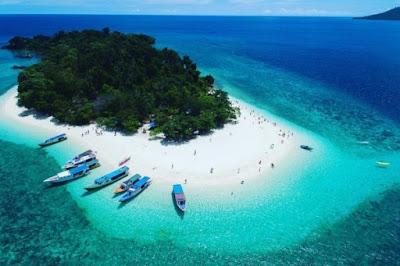 Likupang, Primadona Baru Bagi Pecinta Pantai