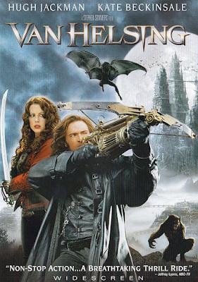 Van Helsing  [2004] [DVD R2] [Castellano] [Actualizado]