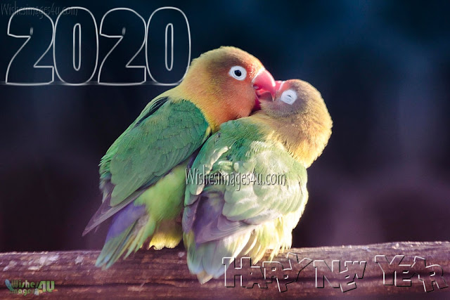 New Year 2020 Love Wallpapers