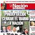 """""""Profundicemos el debate, el diario La Nación y Piñera"""""""