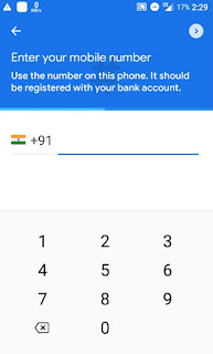Mobile number Recharge