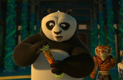 kung fu panda po dragon warrior
