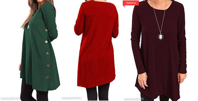 https://www.berrylook.com/en/Products/round-neck-single-breasted-plain-shift-dress-216594.html?color=green