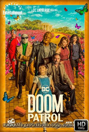 Doom Patrol Temporada 2 [1080p] [Latino-Ingles] [MEGA]